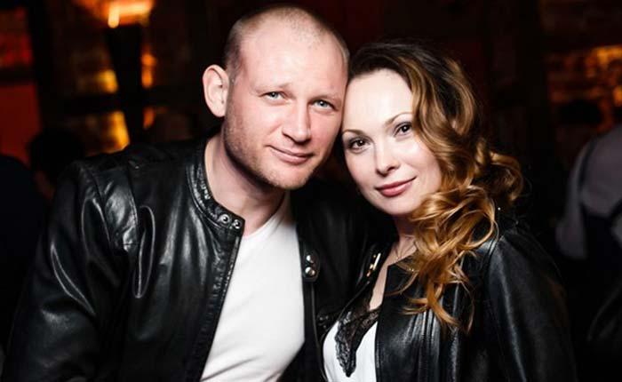 Жена Андрея Фролова - фото, личная жизнь актера