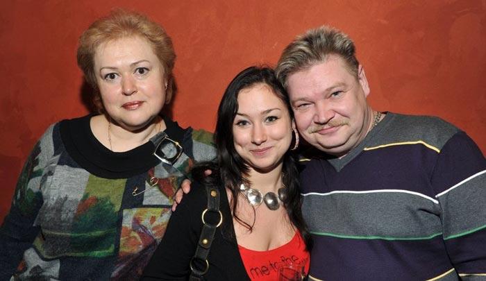 Жена Николая Бандурина - фото, возраст