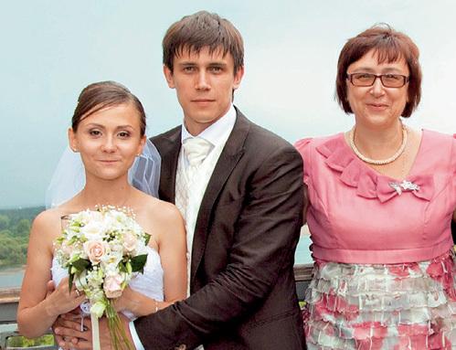 Жена Леонида Бичевина - фото, личная жизнь