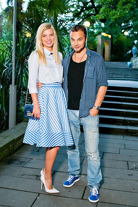 Андрей Чадов и его жена - фото, личная жизнь