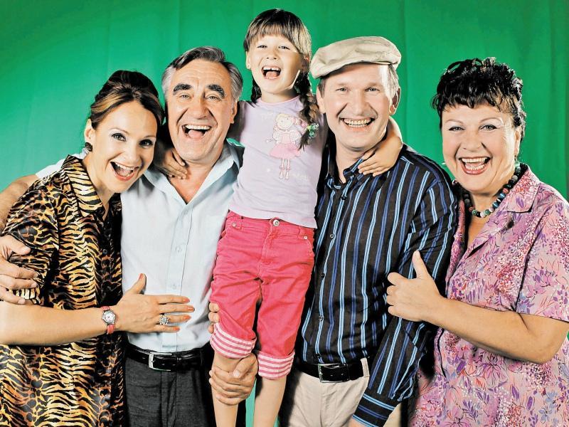 Муж Людмилы Артемьевой- фото, семья, дети
