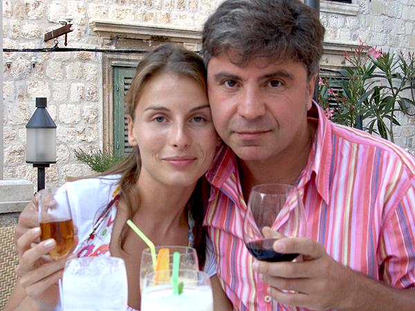 Жена Сосо Павлиашвили- фото, сколько лет, национальность, дочки