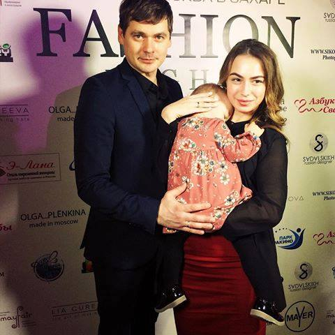 Жена Александра Пашкова - фото, личная жизнь
