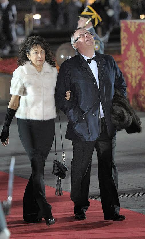 Жена Андрея Костина - фото, личная жизнь