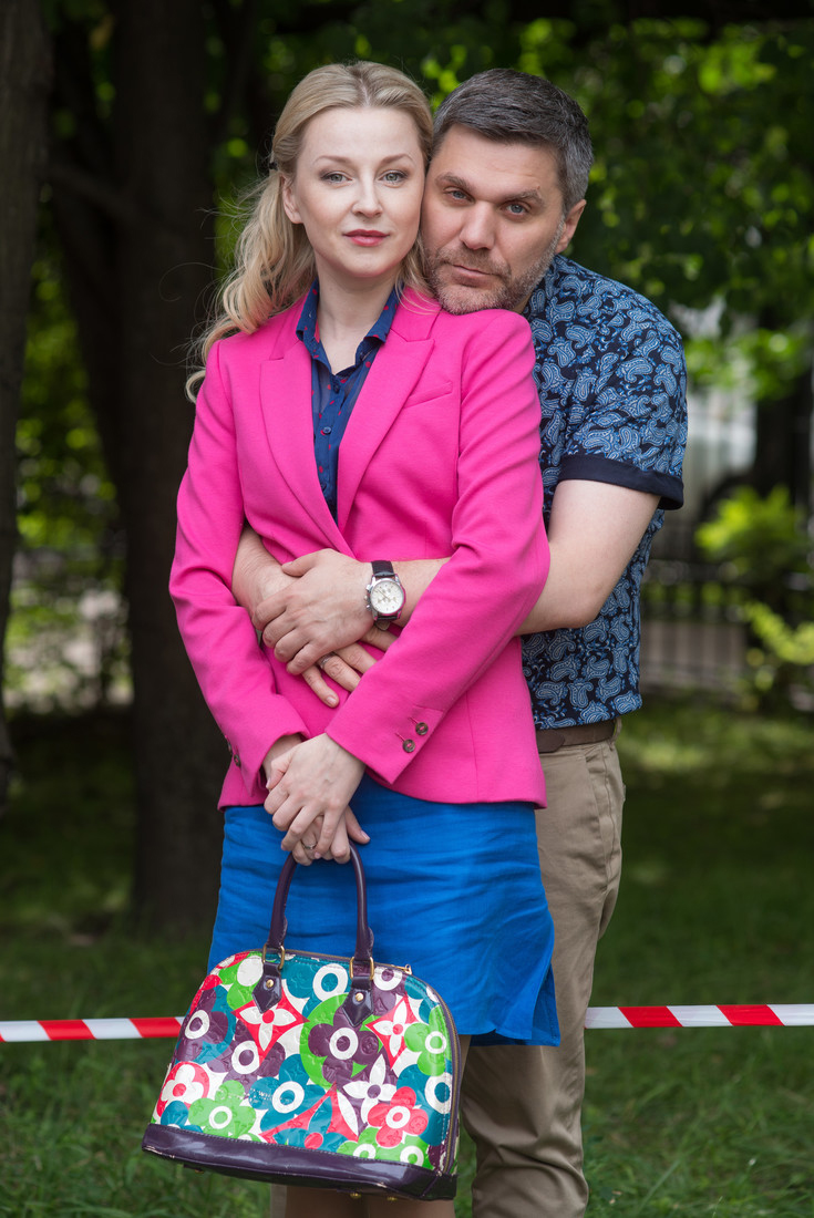 Ольга Медынич и ее муж - фото, личная жизнь