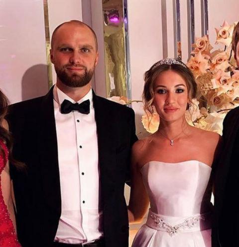 Муж Мишель Серовой - как зовут, чем занимается муж дочери Серова