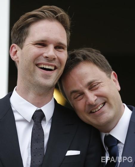Премьер-министр Люксембурга и его муж - фото, личная жизнь