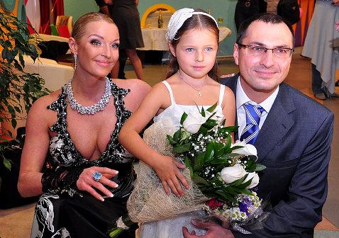Муж Анастасии Волочковой - фото, личная жизнь