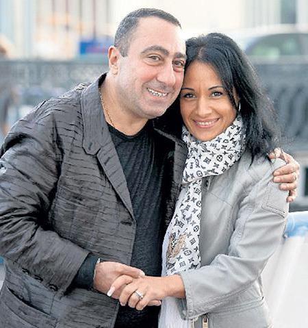 Жена Карена Аванесяна - фото, личная жизнь