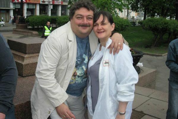 Жена Дмитрия Быкова - фото, личная жизнь