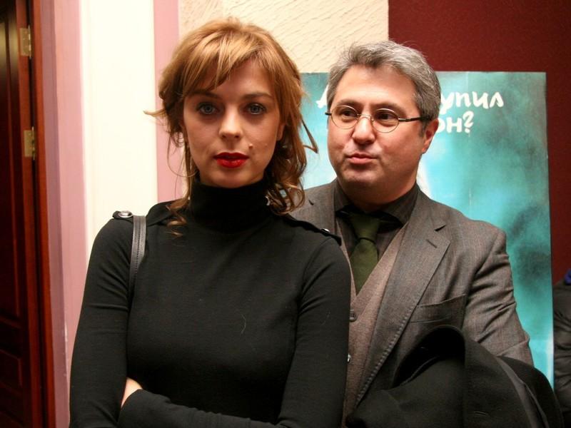 Дмитрий Месхиев и его жены - фото, биография, дети