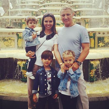 Жена Бориса Ротенберга - фото, личная жизнь