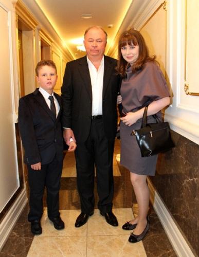 Жена Андрея Караулова - фото, личная жизнь