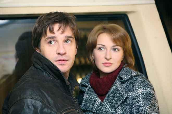 Александр Ратников с женой