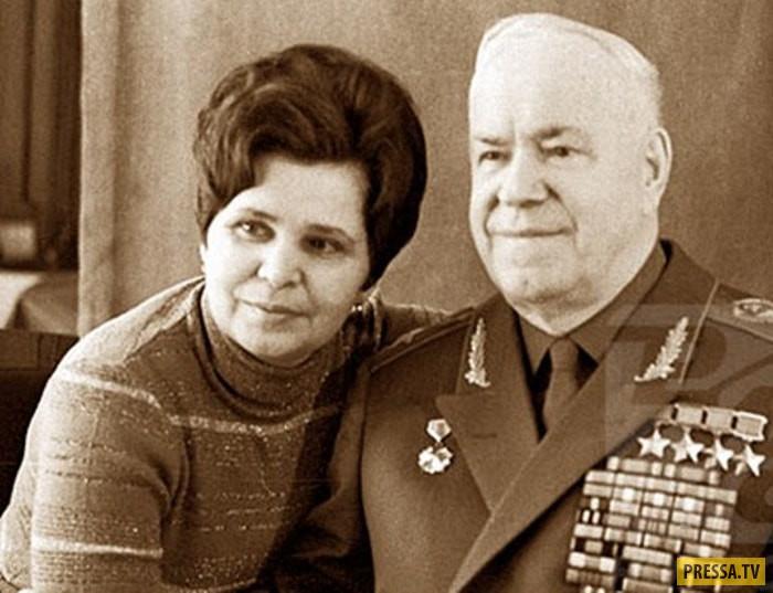 Жены Георгия Жукова - личная жизнь