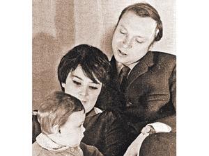 Жена Валерия Ободзинского - личная жизнь