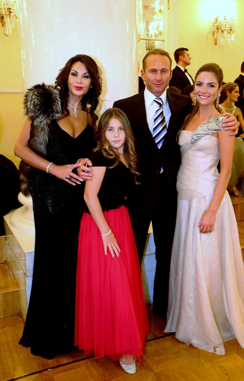 Жена Игоря Кесаева - личная жизнь