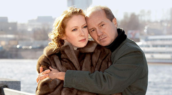 Жена Андрея Панина - личная жизнь