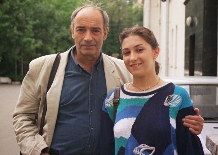 Жена Валентина Гафта - фото, личная жизнь