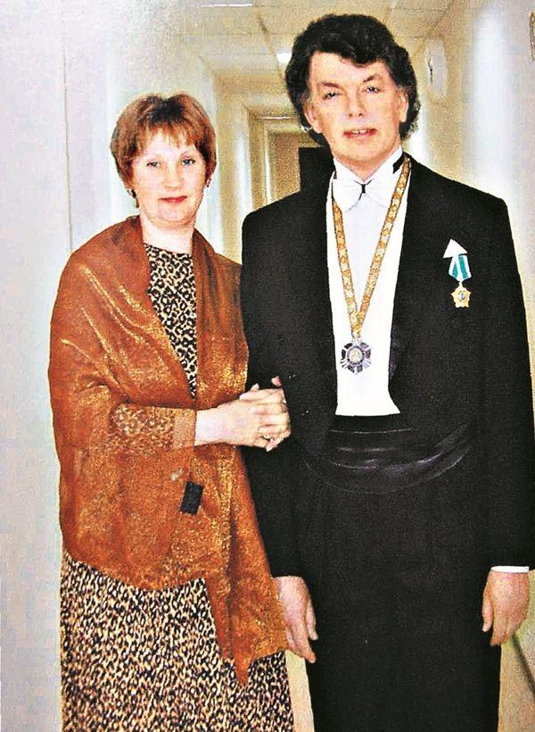 Жена Сергея Захарова - личная жизнь