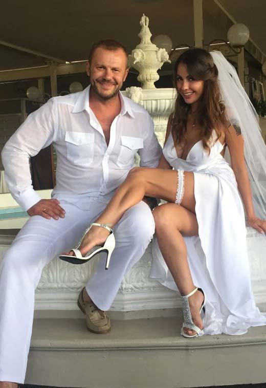 Елена Беркова с мужем - фото, личная жизнь