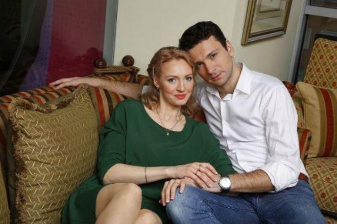 Антон Хабаров с женой - фото, личная жизнь