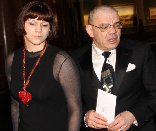 Жена Константина Райкина - личная жизнь