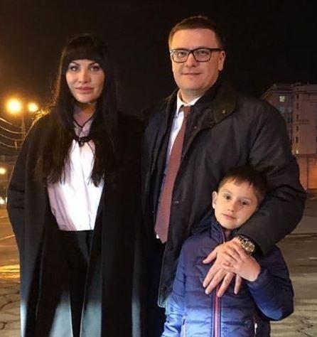 Жена Алексея Текслера - личная жизнь