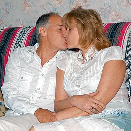 Жена Владимира Конкина - личная жизнь