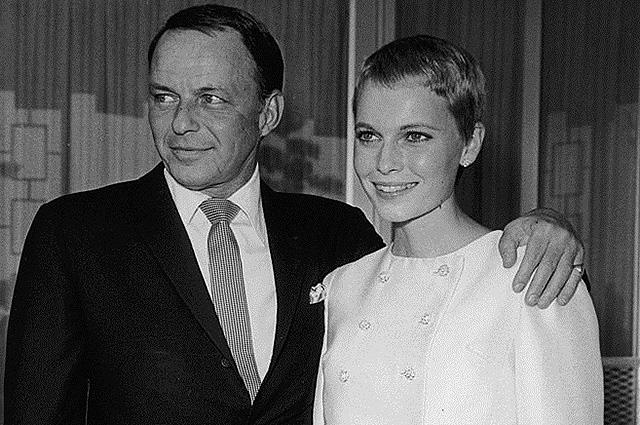 Жена Фрэнка Синатры - личная жизнь