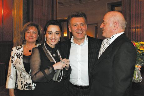 Жена Владимира Березина - личная жизнь
