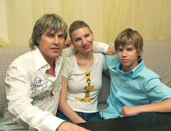 Жена Алексея Глызина