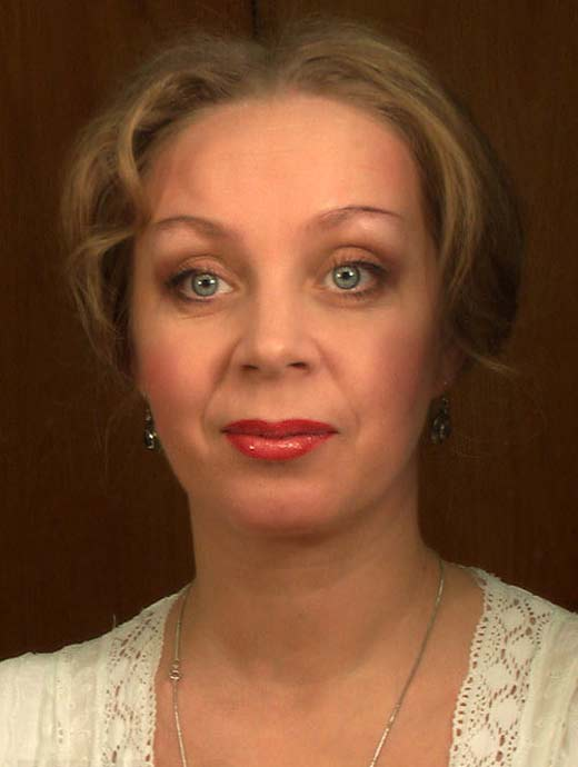 Жена Андрея Чубченко