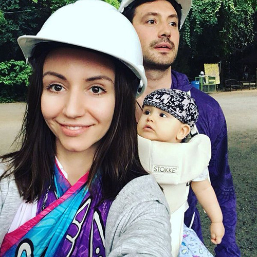 Жена Алексея Анищенко - личная жизнь