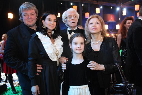 Жены Олега Стриженова - личная жизнь