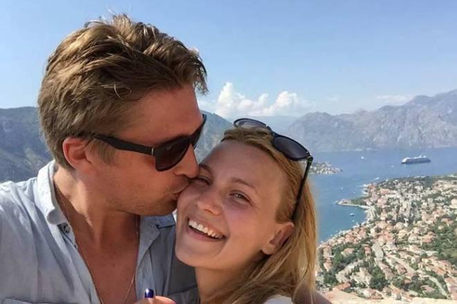 Жена Дмитрия Пчелы - личная жизнь