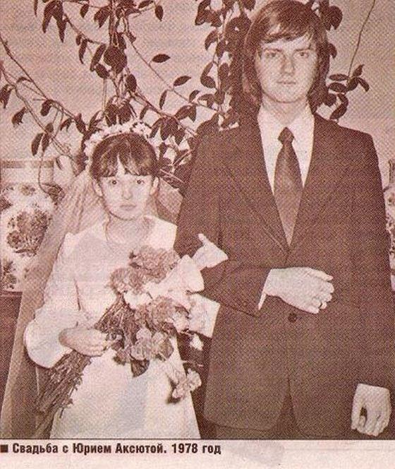 Юрий Аксюта с женой - кто новая избранница телепродюсера