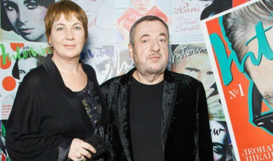 Жена Павла Лунгина - личная жизнь