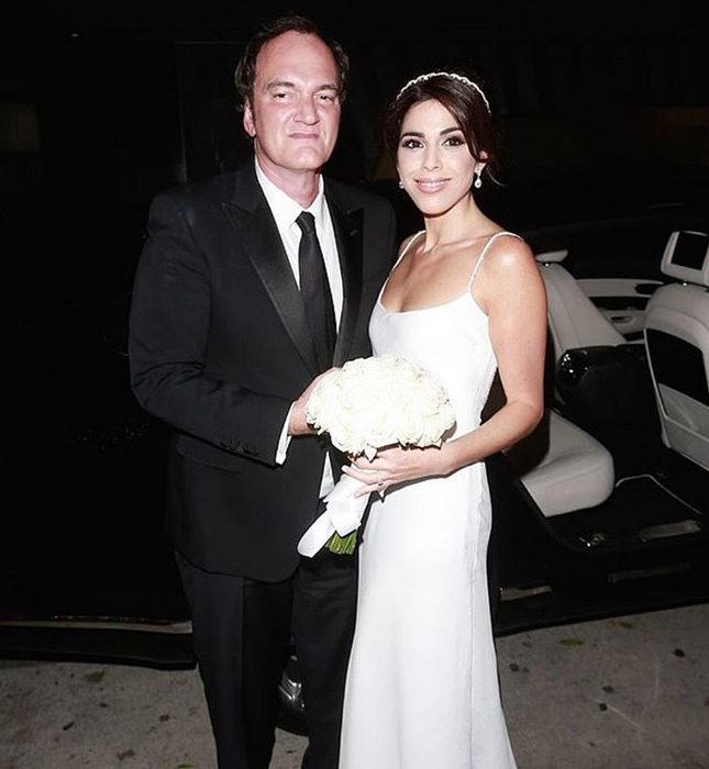 Жена Квентина Тарантино - личная жизнь