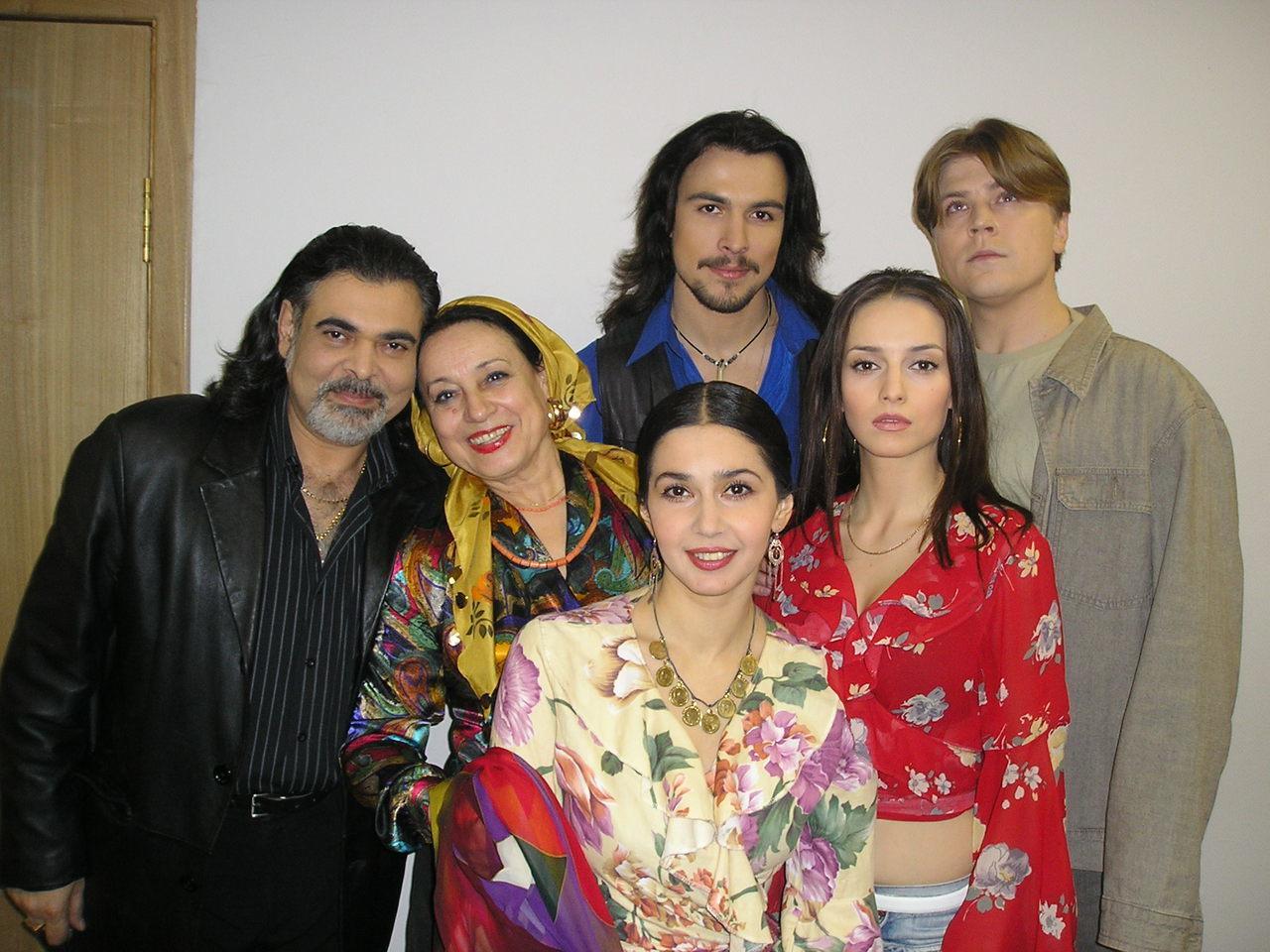 Жена Николая Лекарева