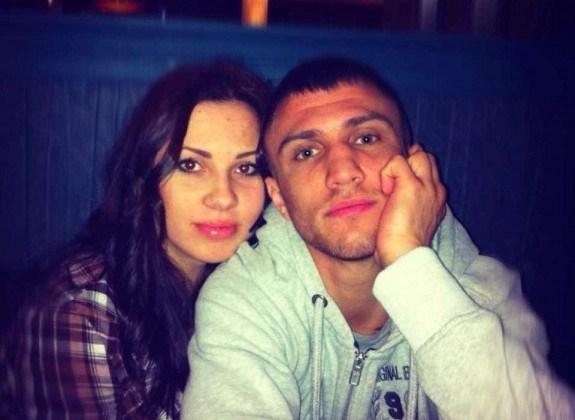 Жена Василия Ломаченко