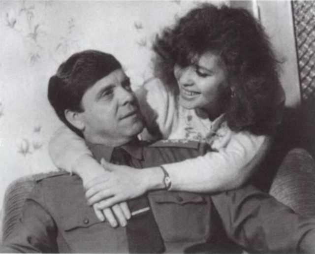 Жена Бориса Громова
