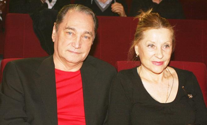 Жена Владимира Коренева - биография, личная жизнь, дети актера