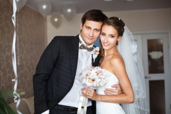 Жена Дмитрия Гудкова