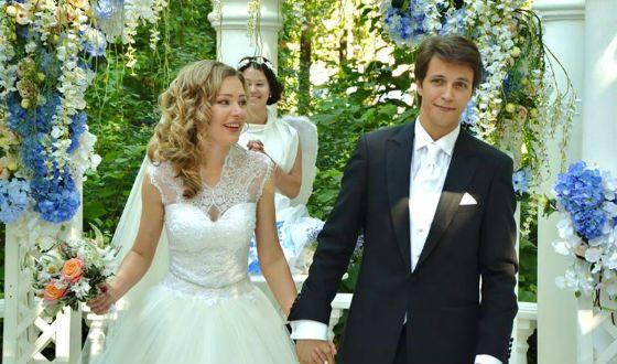 Жена Дениса Васильева