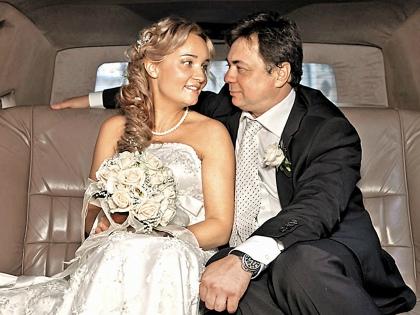 Жена Андрея Леонова