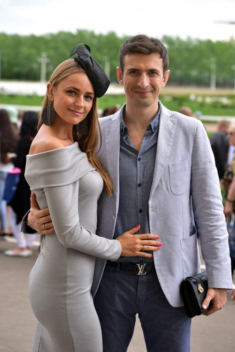 Жена Алексея Лемара