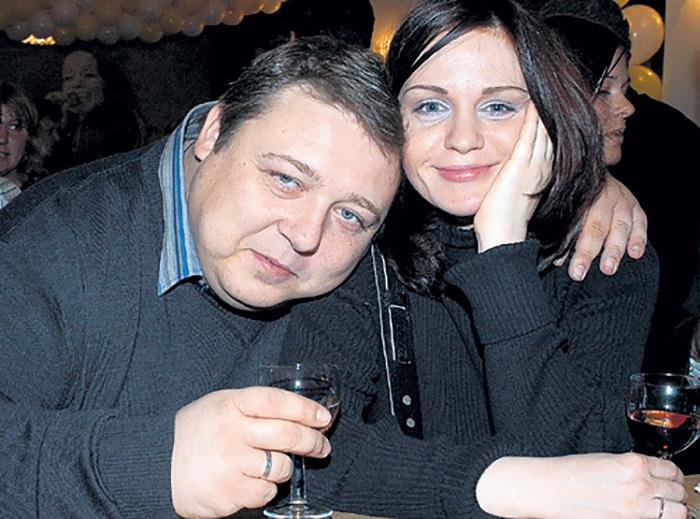 Жена Александра Семчева