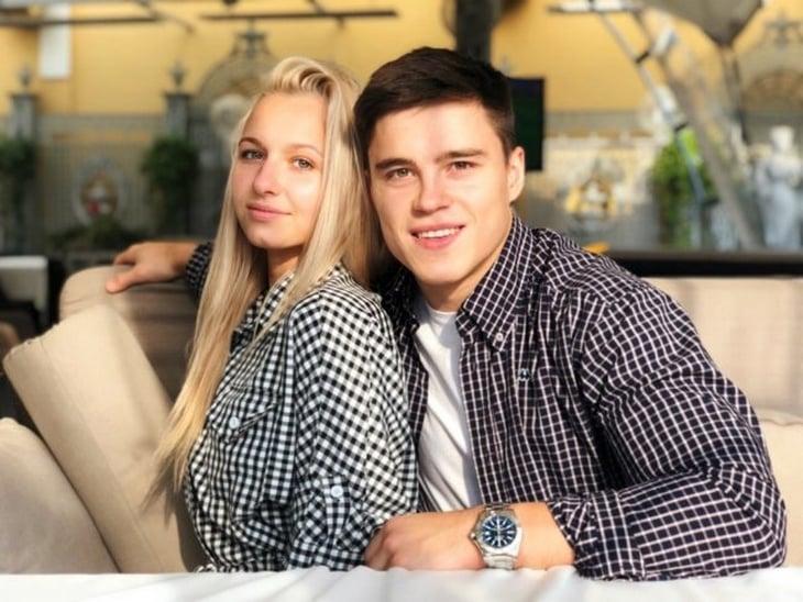 Жена Никиты Нагорного
