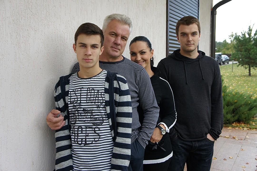 Муж Светланы Боровской